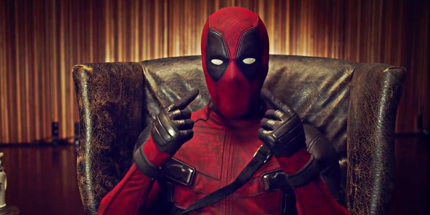 Deadpool 2 Trailer is Attached to Black Panther | CBR