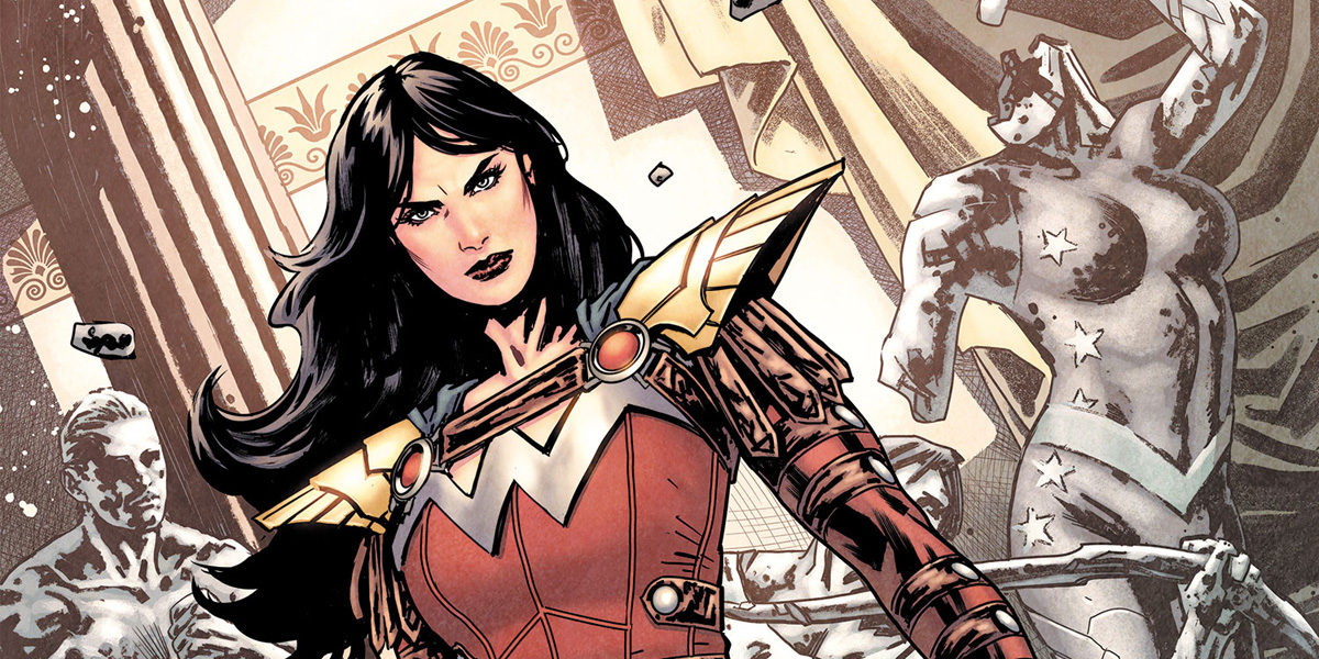 DC's Titans Series May Be Casting Its Donna Troy