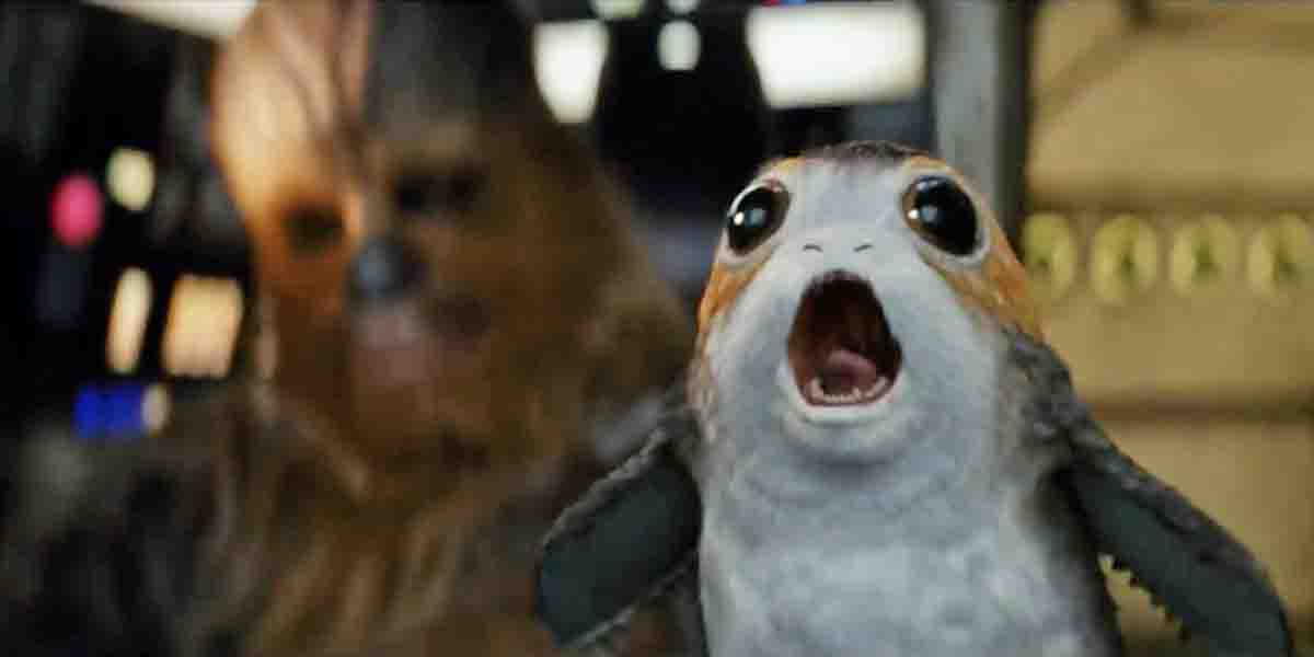 Star Wars AR Experience Will Let You Raise Your Own Porg