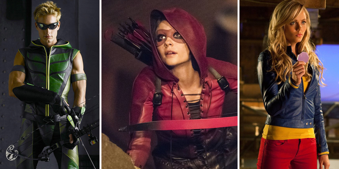 Characters The Arrowverse Does Better And Worse Than