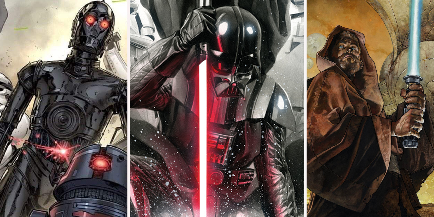 Star Wars: The 8 Best Moments From The Marvel Comics (And The 7 Worst)