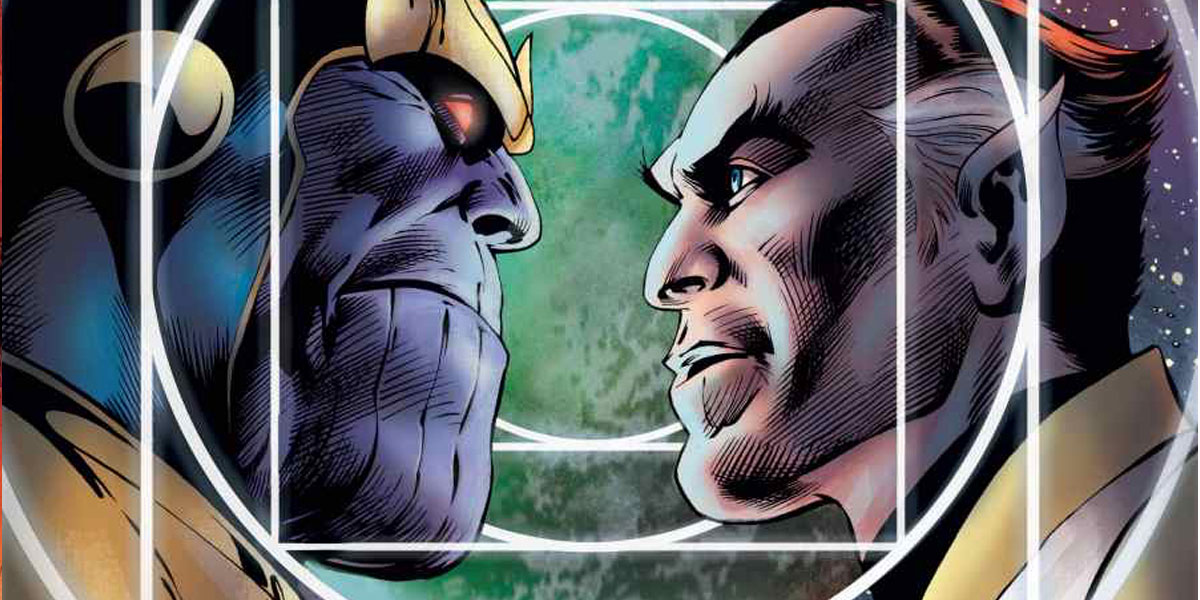 INTERVIEW: Jim Starlin's Final Thanos Saga Begins With The Infinity Siblings