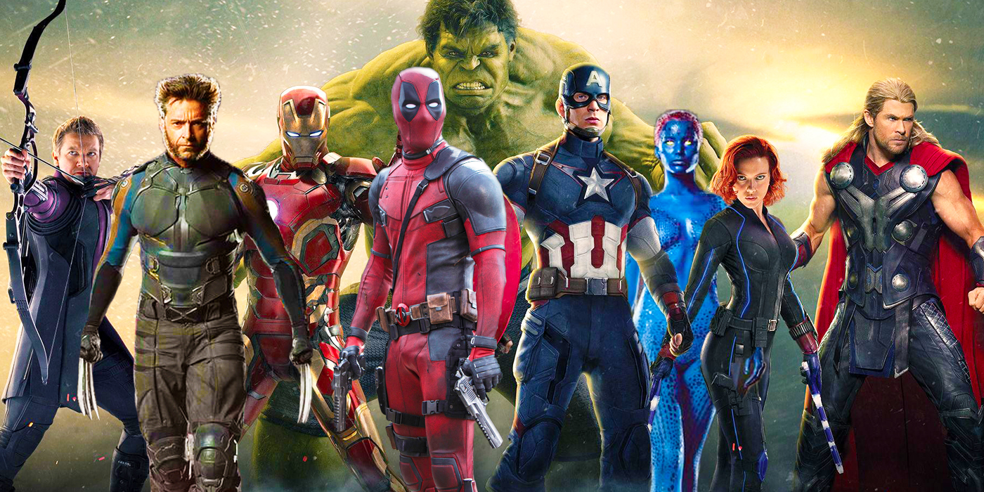X men producer looking forward to crossing over with mcu - Images avengers ...