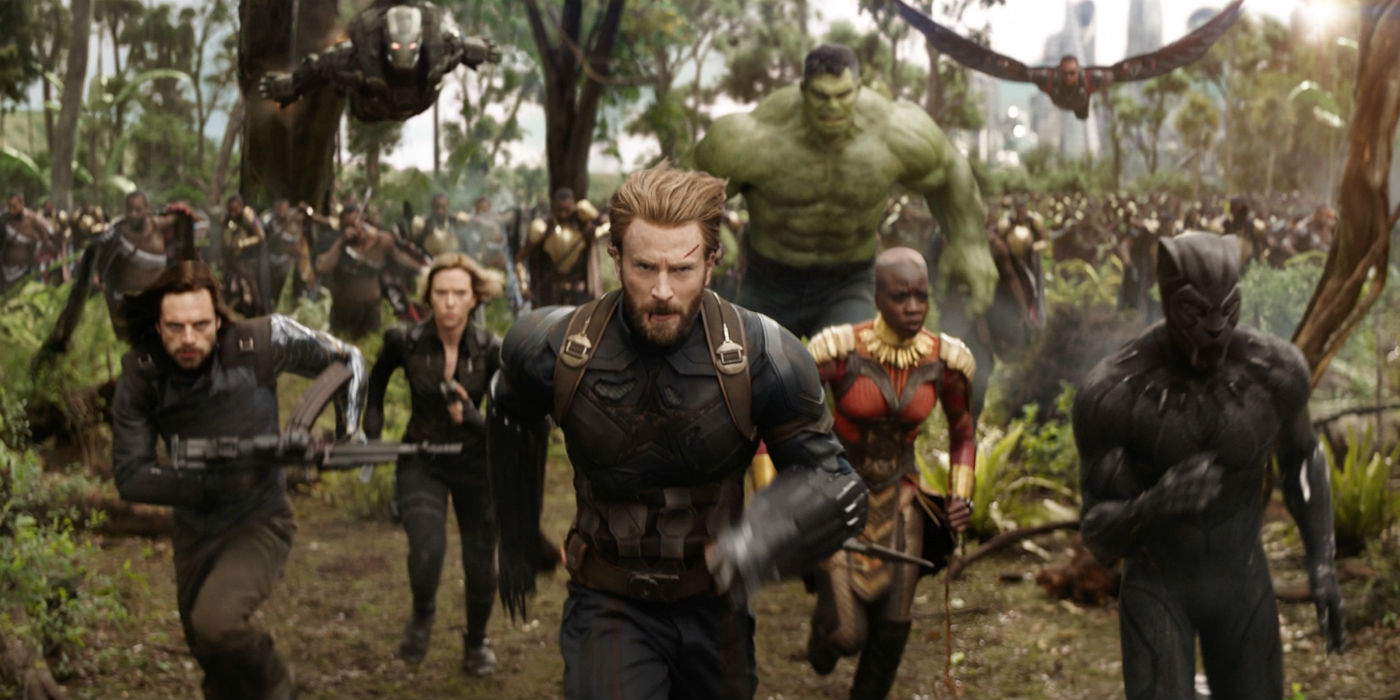 Avengers: Infinity War Promo Kicks Off 100-Day Countdown ...
