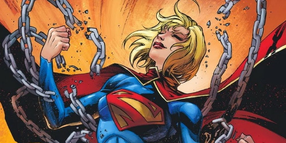 Supergirl immortal