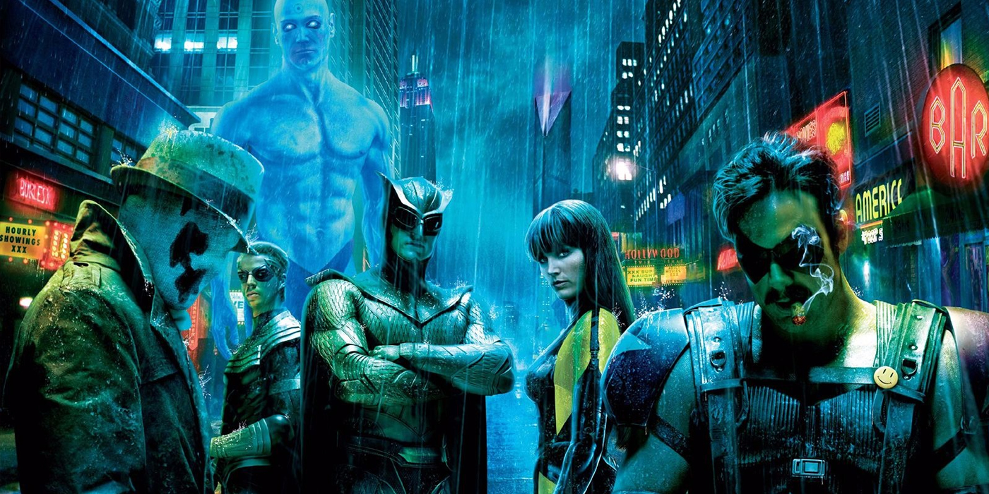 Watchmen TV Script Called 'Amazing,' Expected to Shoot This Year