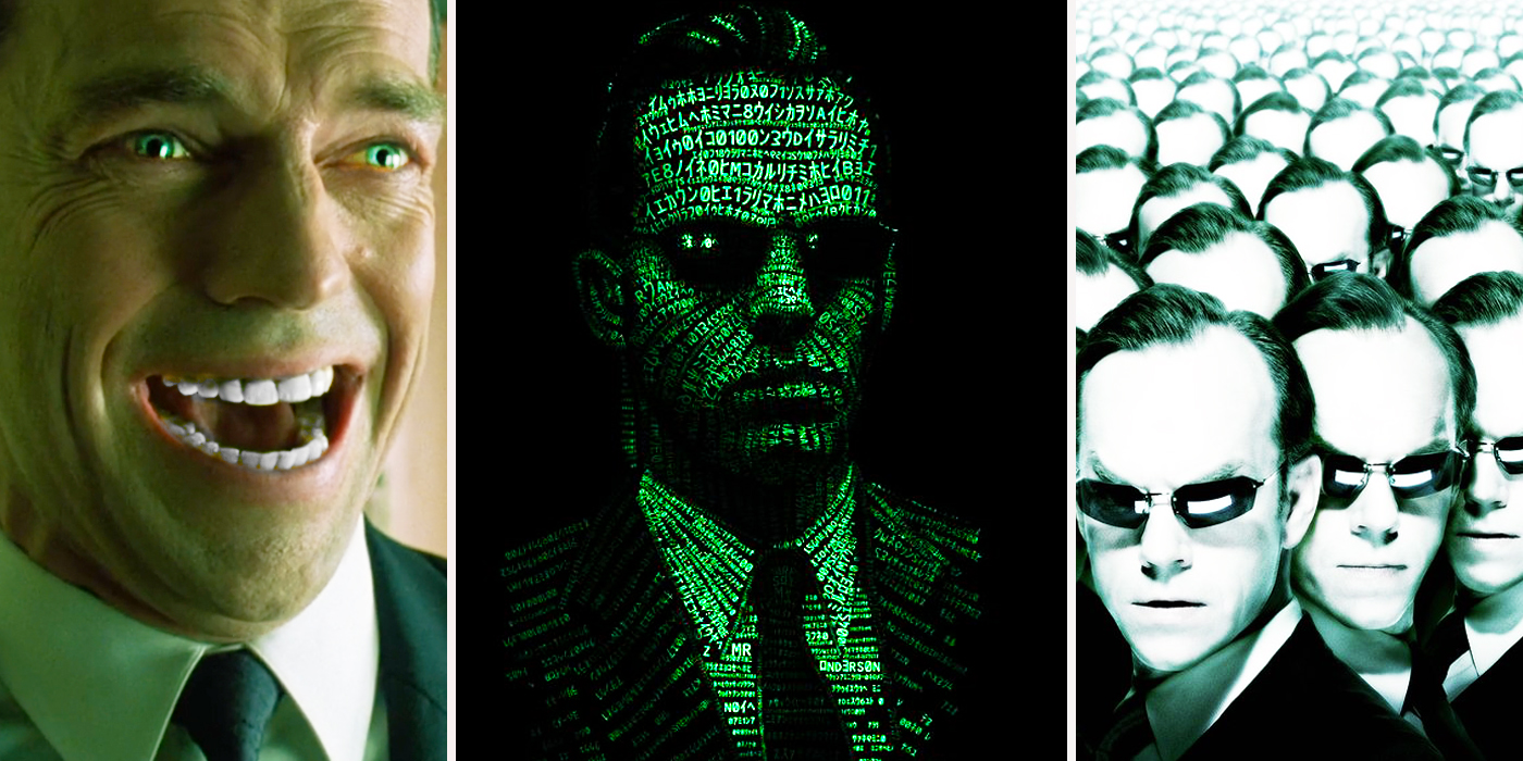 Dark Secrets About Agent Smith From The Matrix Cbr