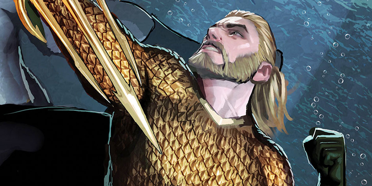 Justice League's Next Arc Sets the Stage for DeConnick's Aquaman Run