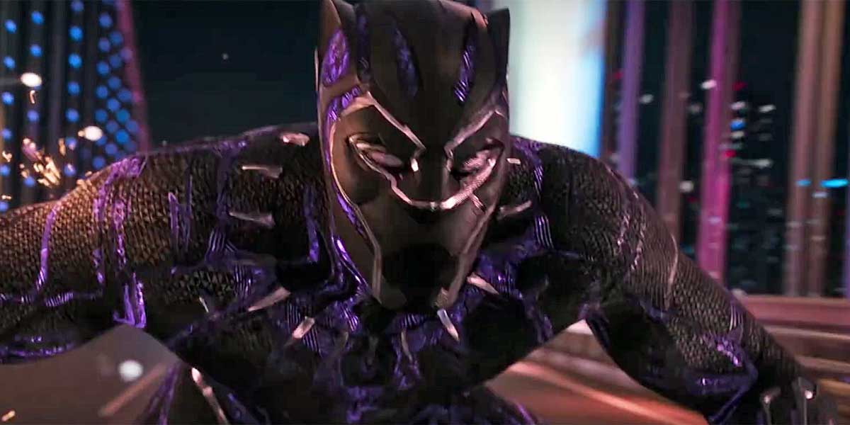 Image Result For Black Panther Box Office