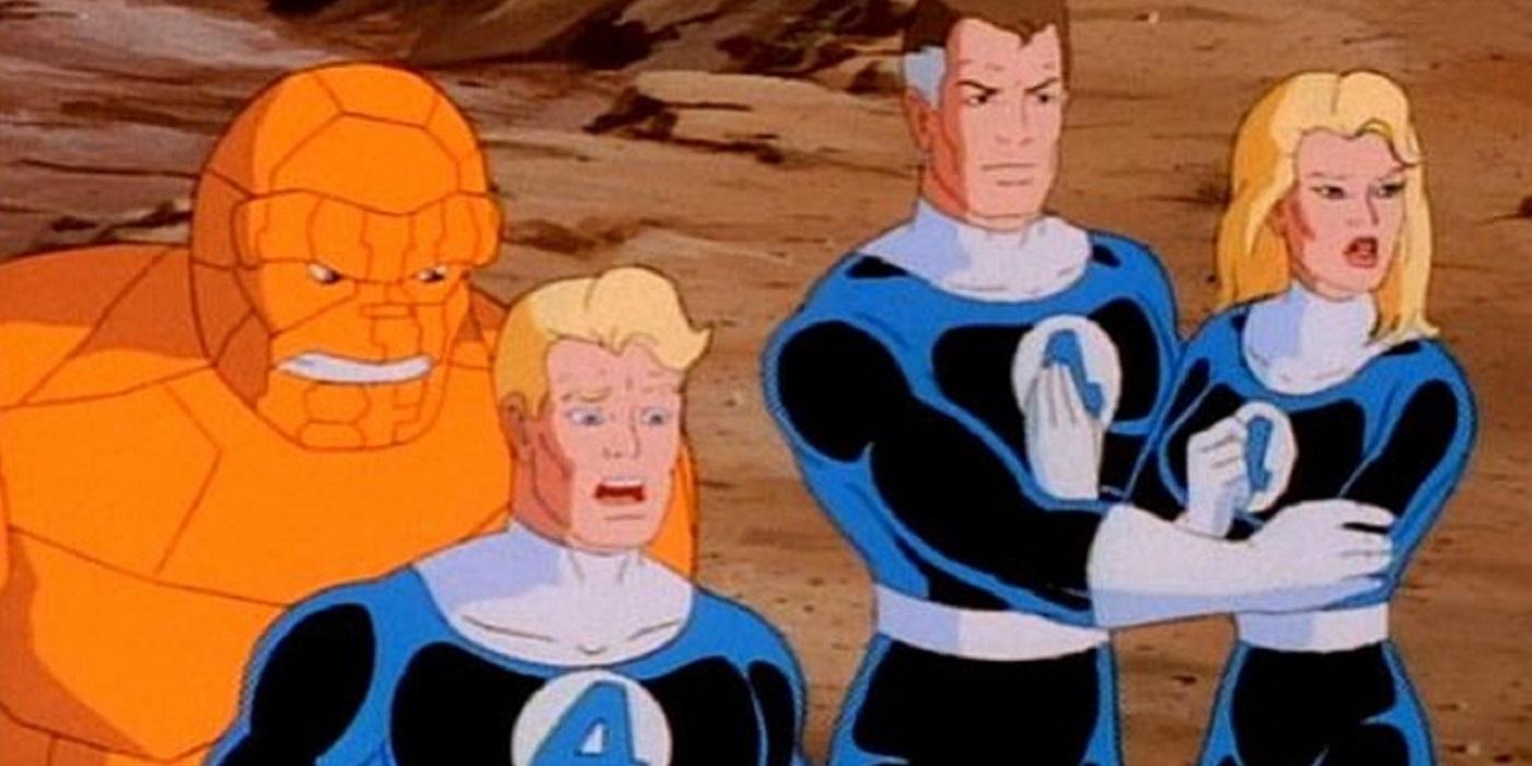 Fantastic 4 Cartoon Characters : Fantastic cartoon characters adultcartoon