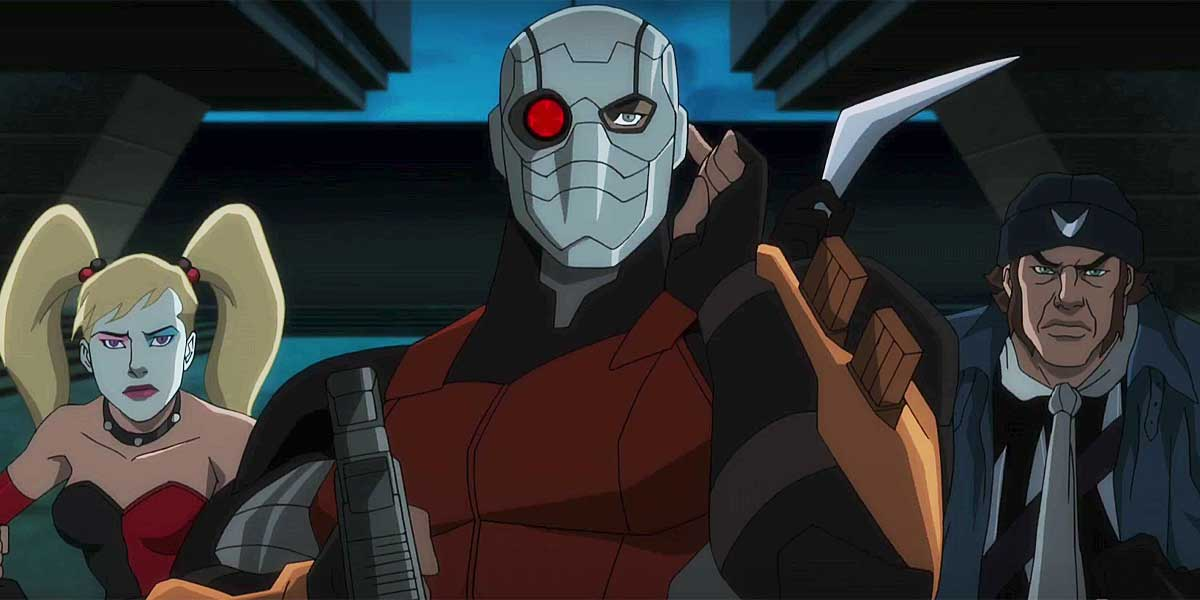 Suicide Squad: Hell to Pay Animated Trailer Calls in the Worst