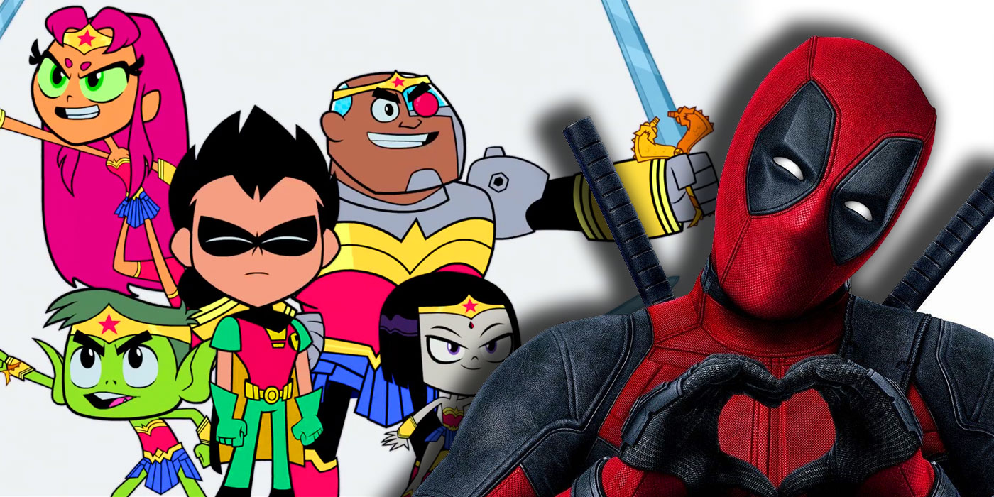 The teen titans movie can