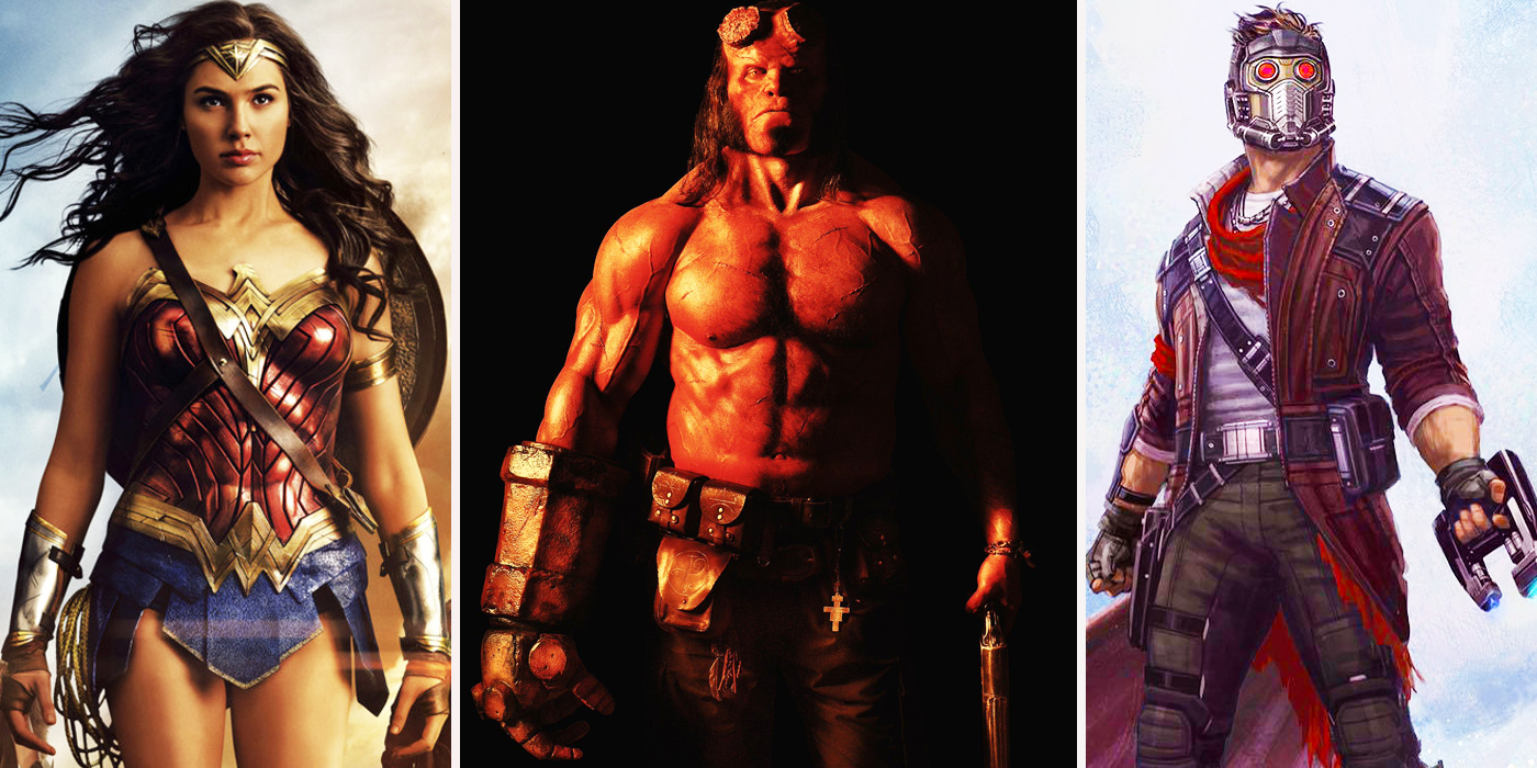 Children Of God: 16 Superheroes And Villains With Gods For Parents