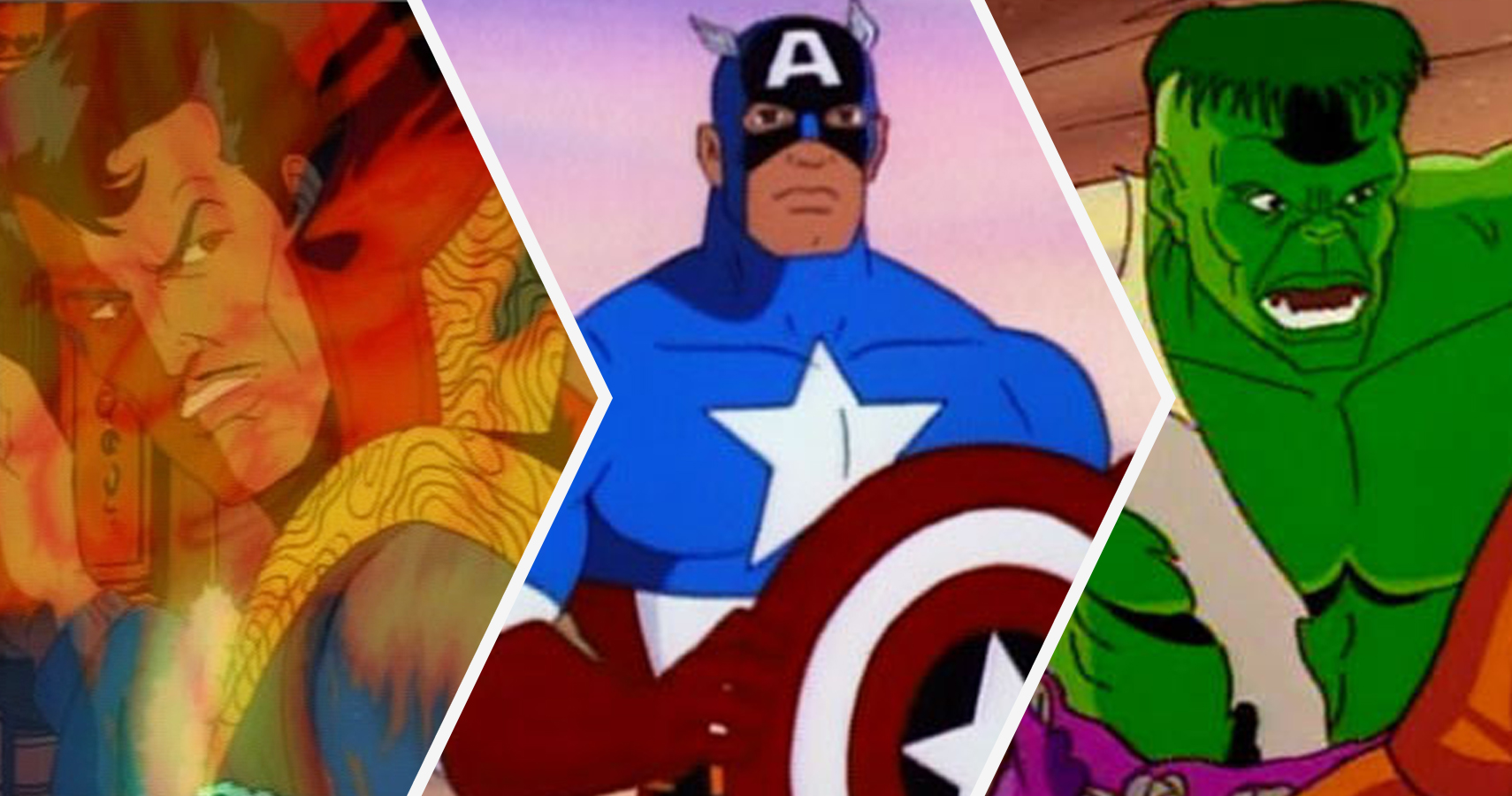 Cartoon Characters You Forgot About : Characters you forgot appeared in men the animated series