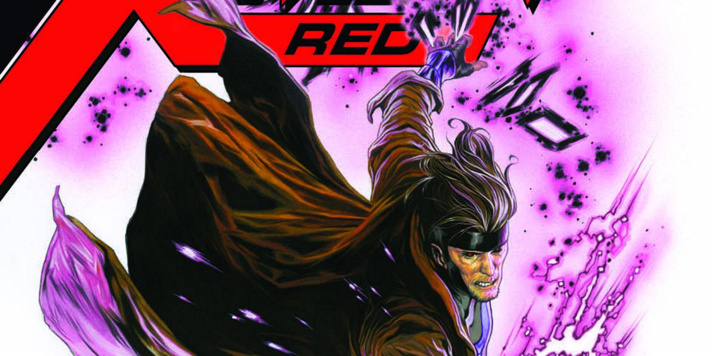 Jean Grey's X-Men: Red Adds Gambit To Team | CBR