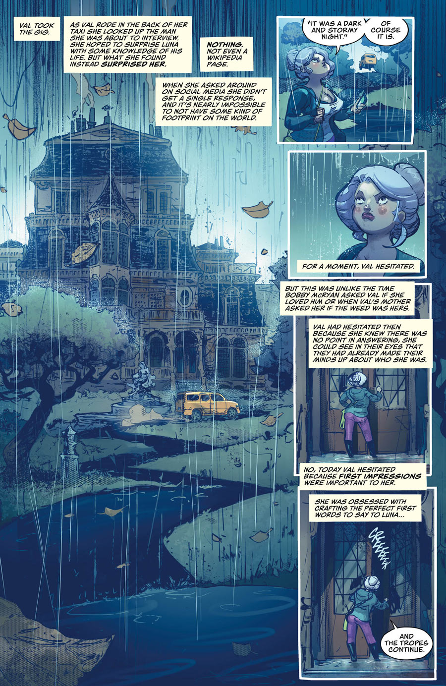 The Post Deathbed 1 Appeared First On CBR