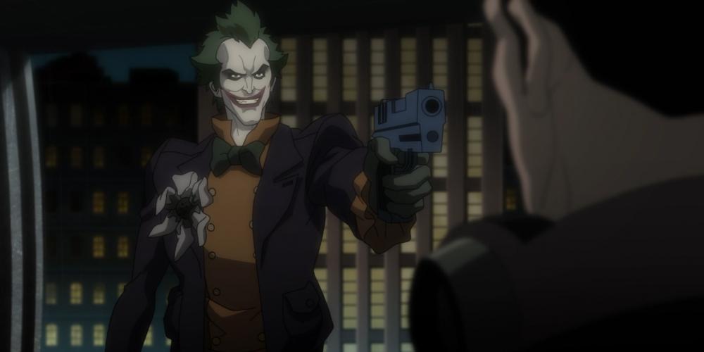 Joker Assault On Arkham