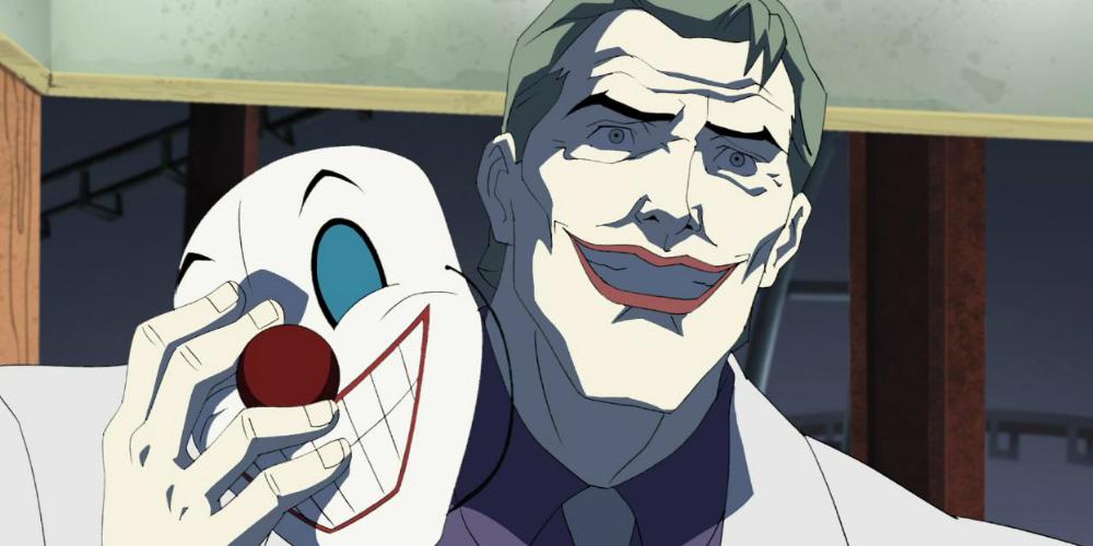Joker Dark Knight Returns Animated