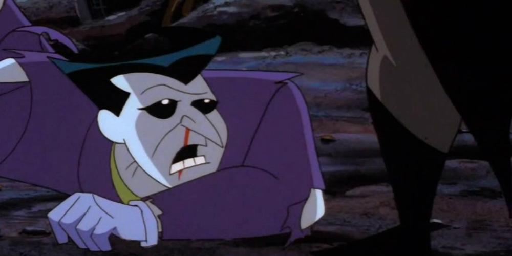 Joker The New Batman Adventures