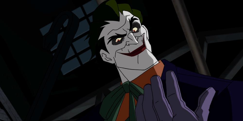 Joker Under The Red Hood