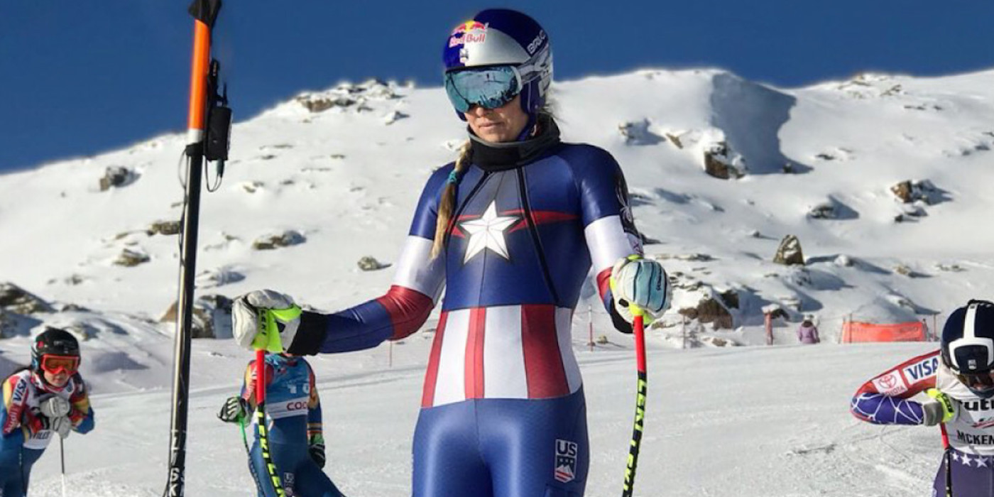 US Olympians Don Marvel-Inspired Winter Gear | CBR