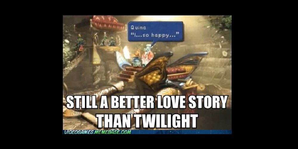 Quina and Vivi Marriage From Final Fantasy IX