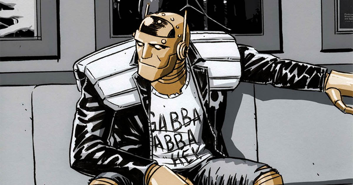 Image result for robotman