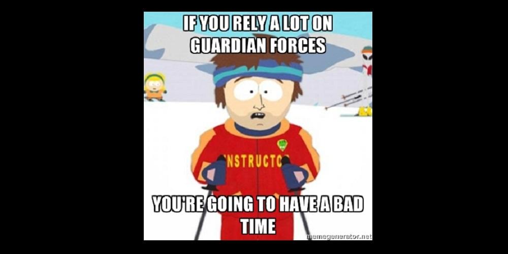 South Park Final Fantasy VIII Guardian Forces Meme