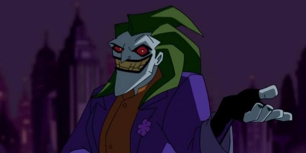 The Joker in The Batman