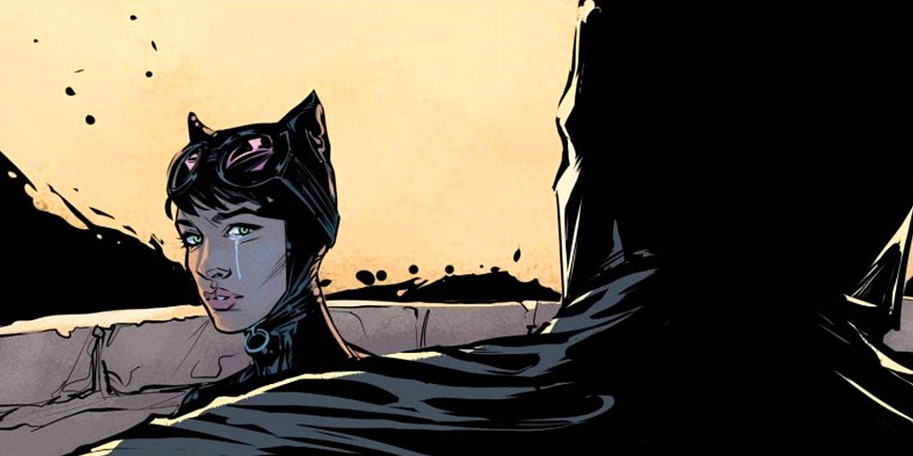 Bruce Remains Faithful to Selina in Batman #40 | CBR