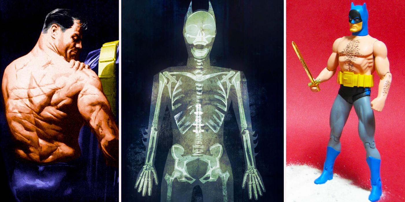 Weird Facts About Batman\'s Body | CBR