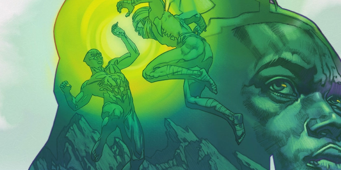 Marvel's Black Panther Deals With New Powers, Toxic ...