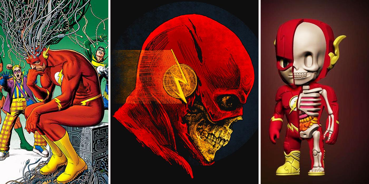 Dark Secrets About The Flashs Body Cbr