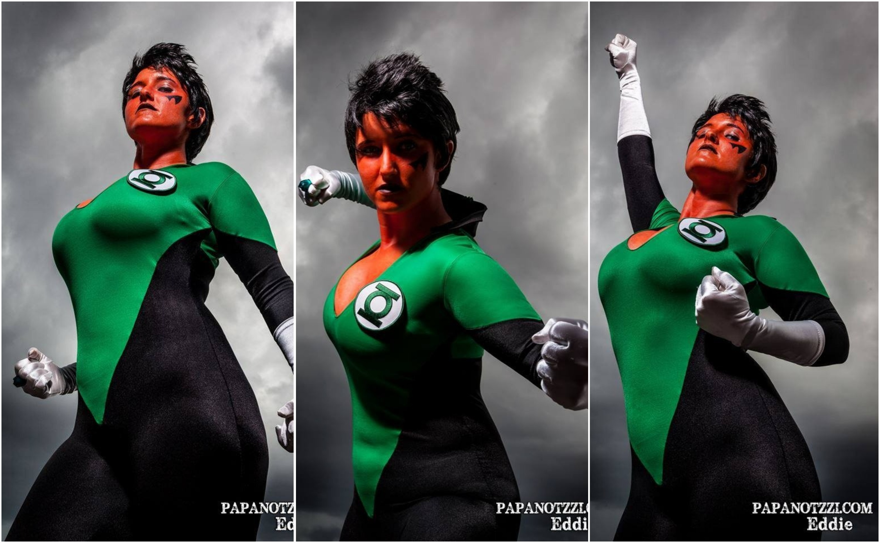 Green Lantern Cosplay By ComicChic19