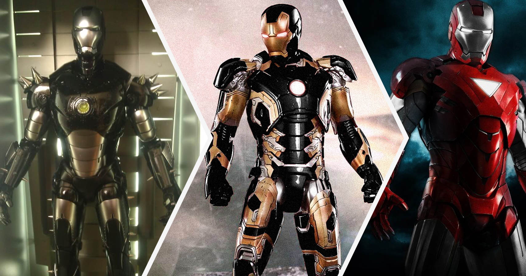 Iron Man Armors We Want And Dont Want To See On The Big Screen