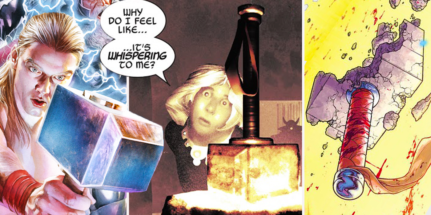 dark secrets about the hammer of thor cbr
