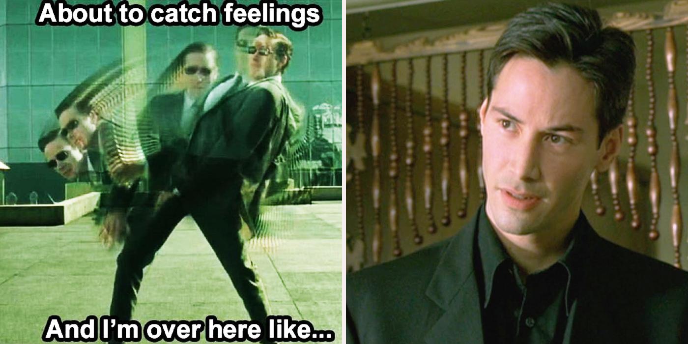 Funny Matrix Memes   CBR