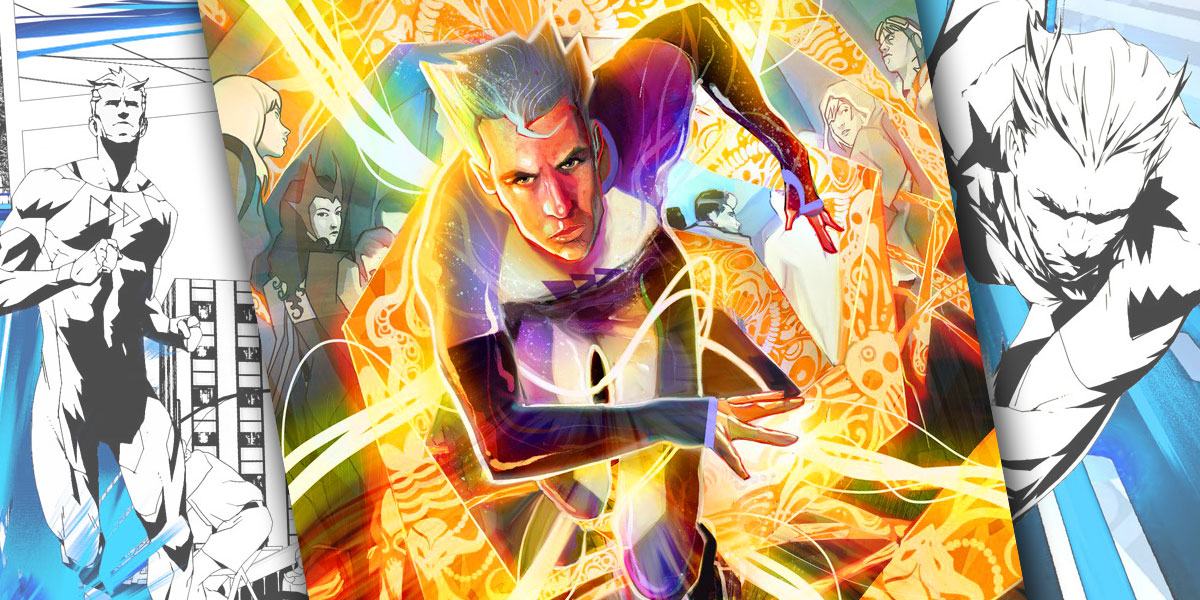 EXCLUSIVE: Quicksilver Races Into A New Series After Avengers: No Surrender