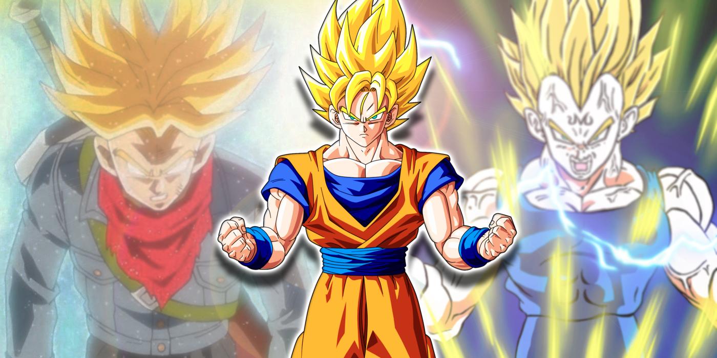 Crazy facts about going super saiyan cbr - Dragon ball z super sayen ...