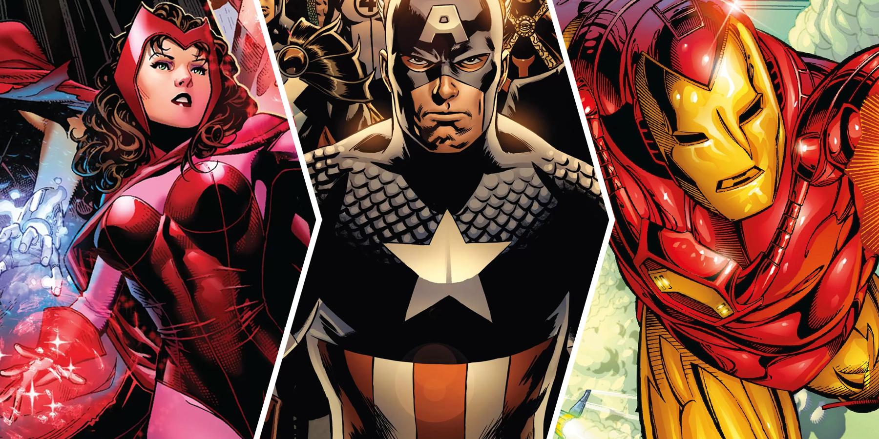 Avengers Pinterest: Avengers Disassemble: The 15 Worst Things The Avengers