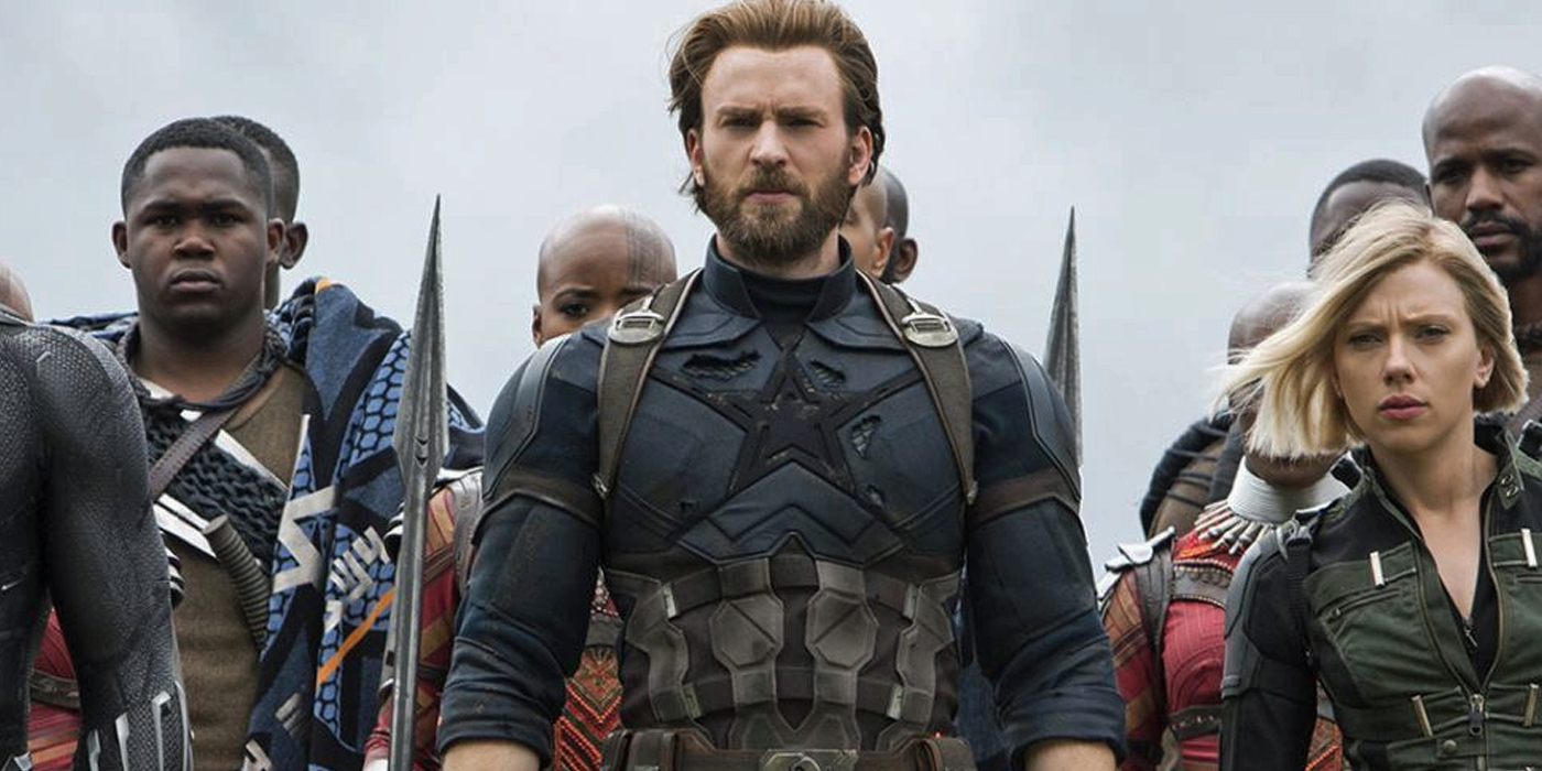 Chris Evans Will Say Goodbye to MCU With Avengers 4 Reshoots