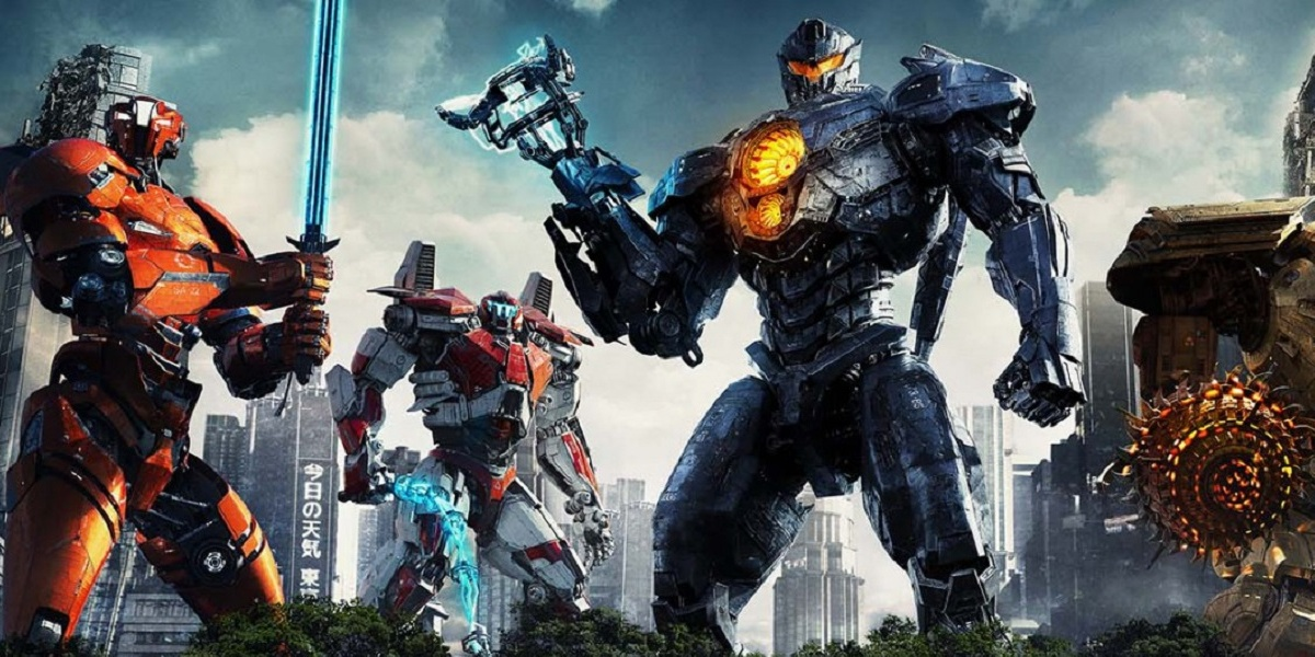 Pacific Rim Uprising Guide to the New Jaegers | CBR Pacific Rim Jaeger
