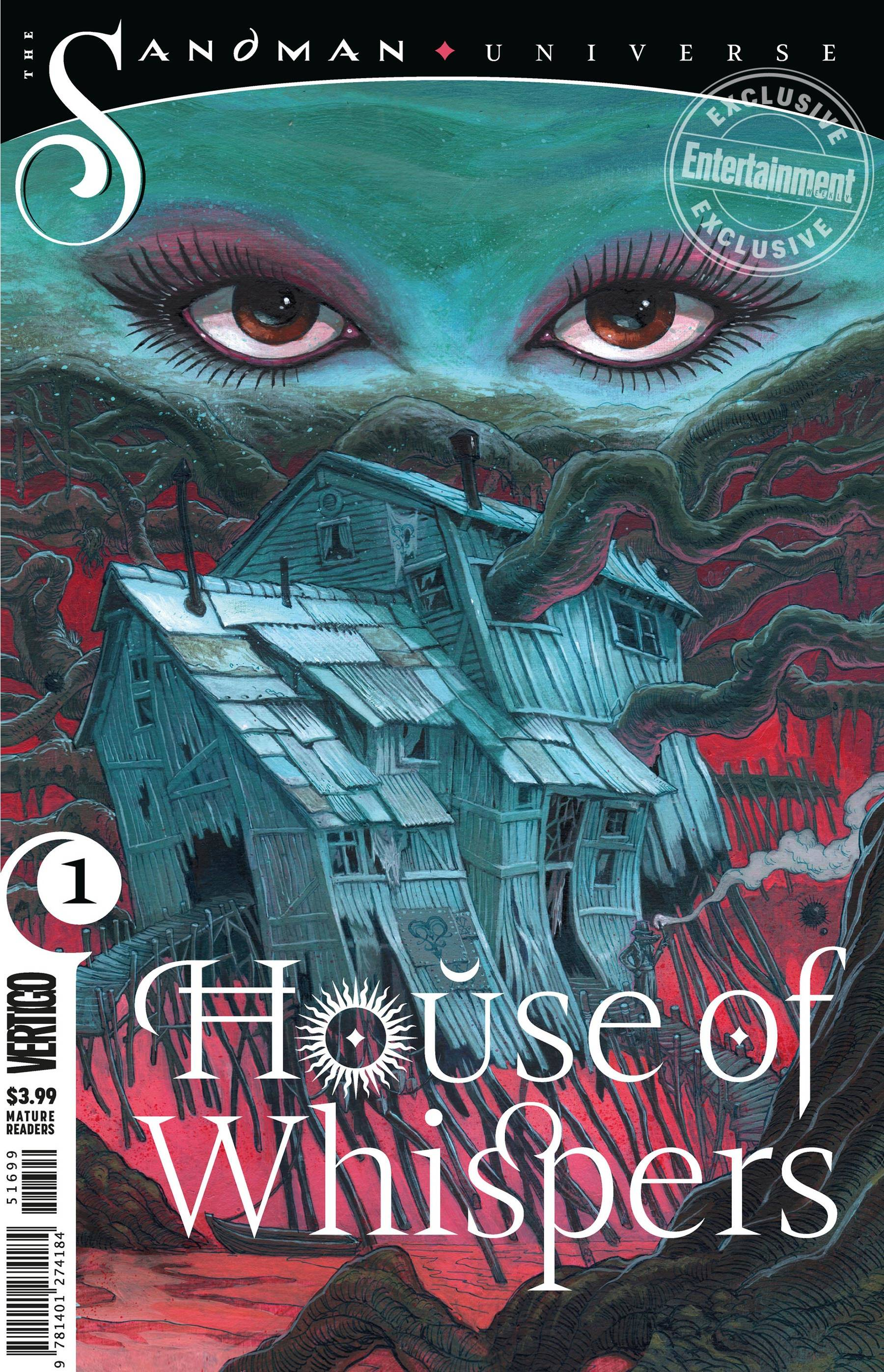 Sandman Universe House of Whispers #1
