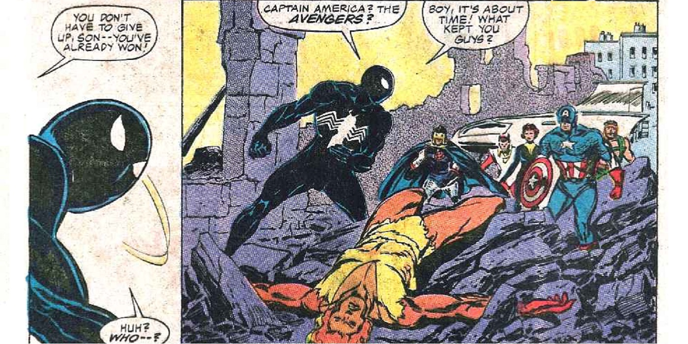 how the avengers spoiled a classic spider man story by mistake