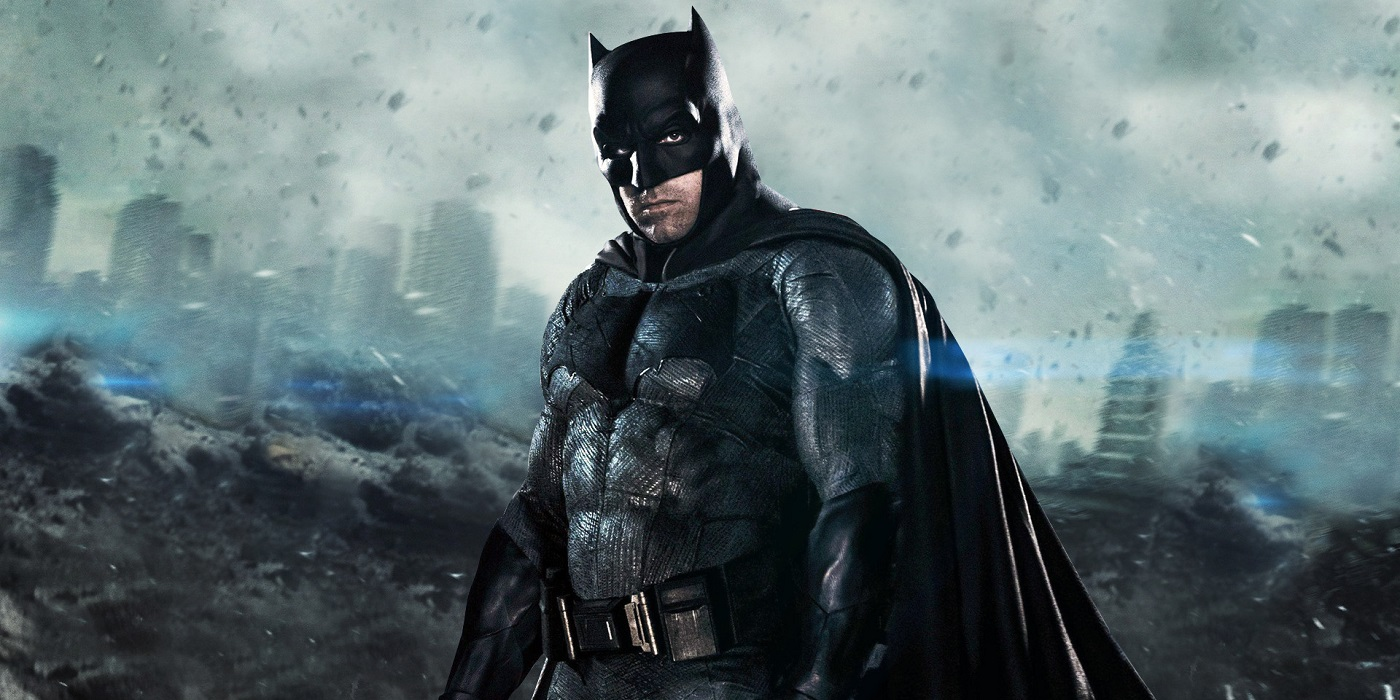 It's Time For the DCEU to Move Past Affleck's (and Snyder's) Batman