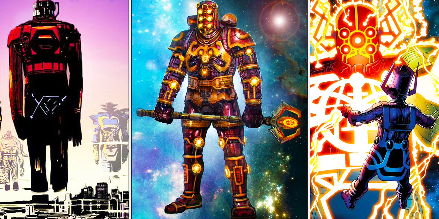 Marvel Celestials
