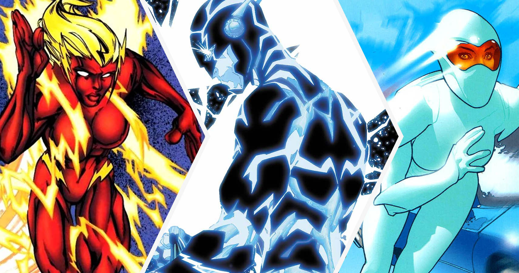 The Flash: 8 Alternate Versions Faster Than Barry Allen (And 7 Much Slower)