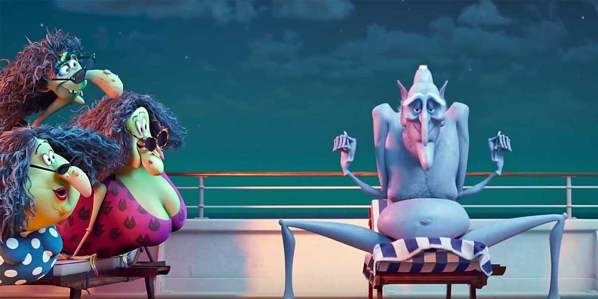 Hotel Transylvania 3 Summer Vacation Trailer 1