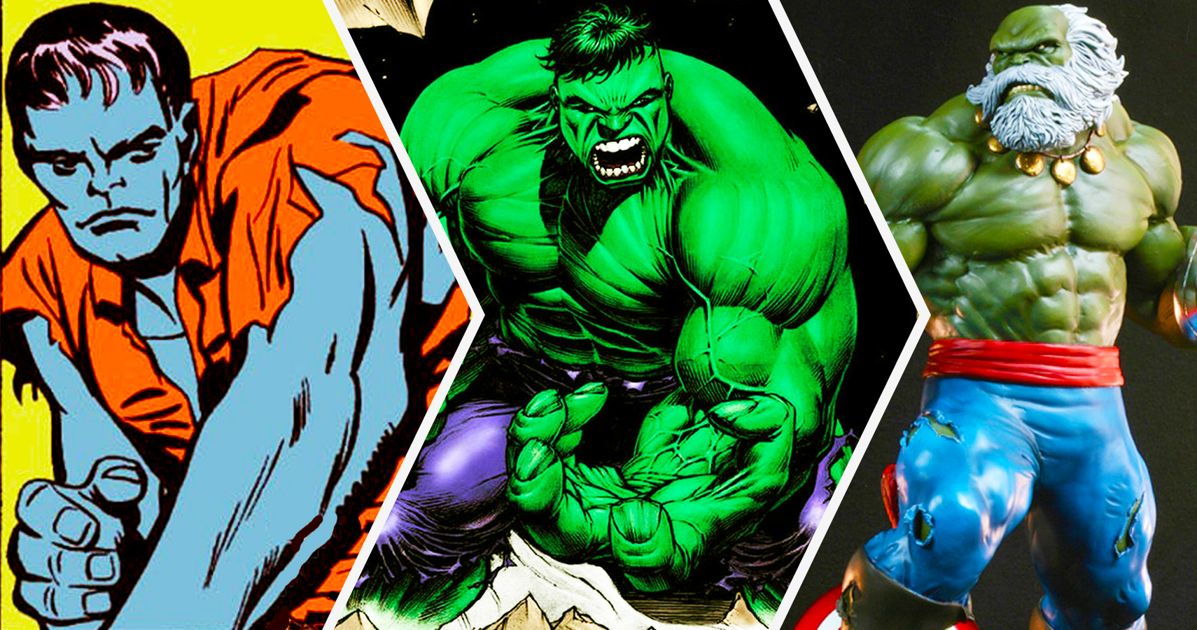 The Strongest There Is Every Hulk Ever Ranked