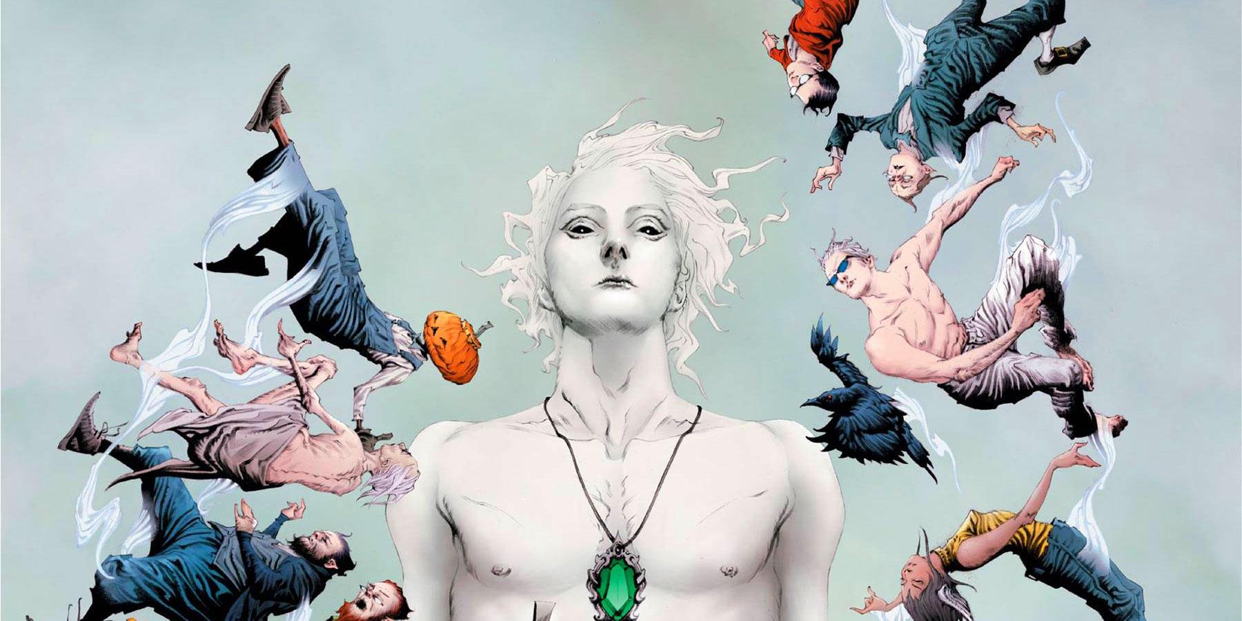 DC Comics, Neil Gaiman Announce The Sandman Universe Imprint